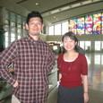 2007年2月18日 那覇空港